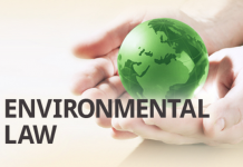 Environmental law image