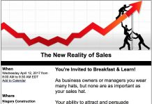 NCA New Reality of Sales
